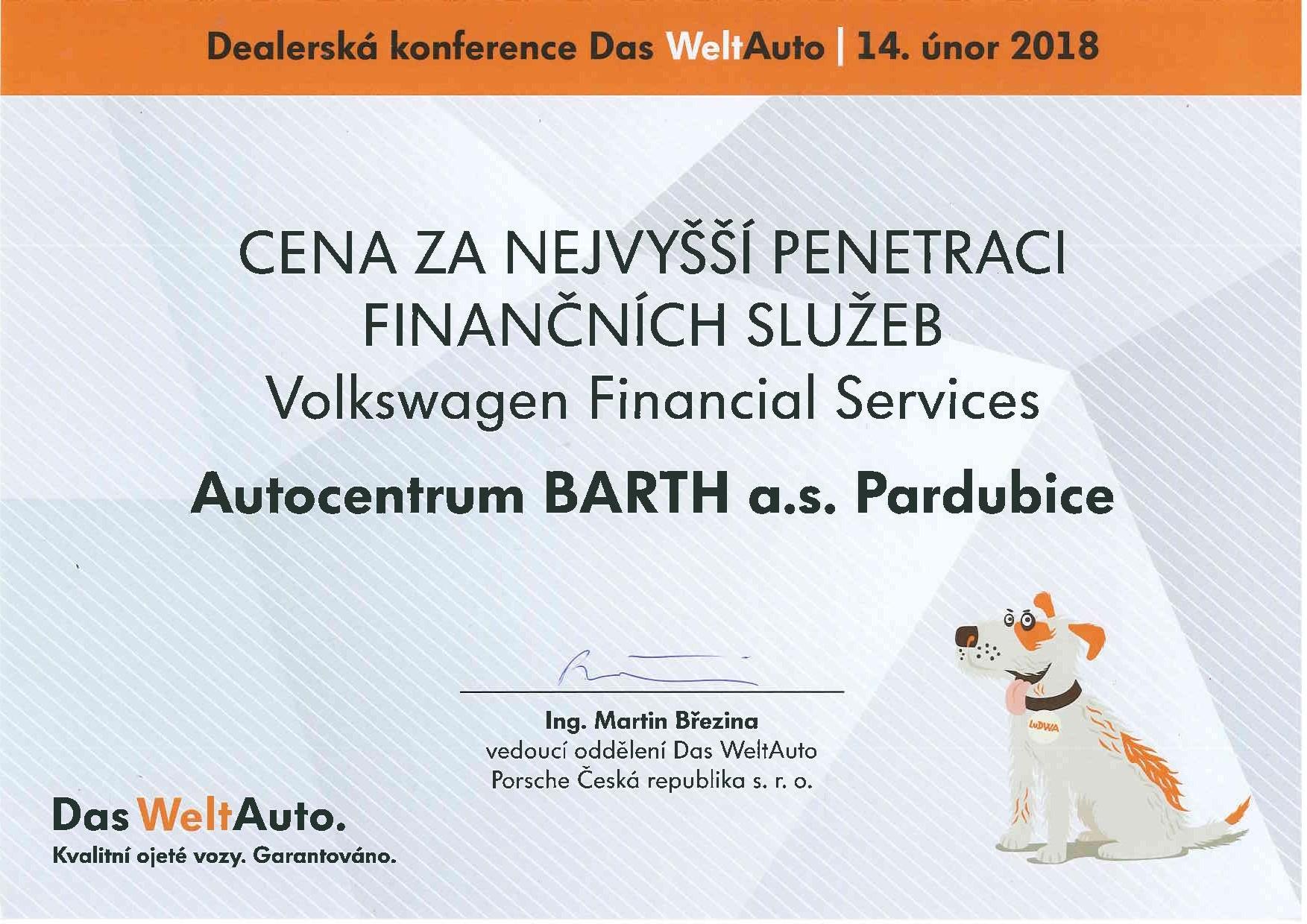 Ocenění Das WeltAuto 2