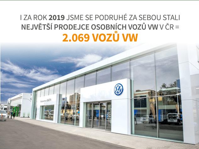 Prodejce Volkswagen