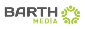 Logo BARTH - media