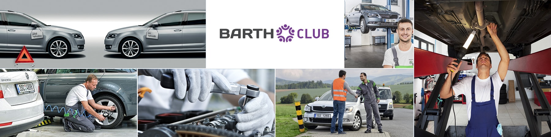 Servis - BARTH Club